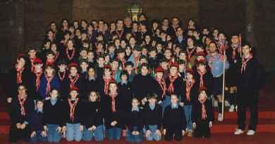 Inaugurazione Faenza 4 1993