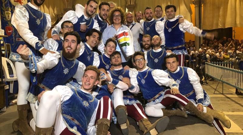 Borgo grande squadra 2018