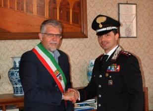 sindaco e Cristiano Marella