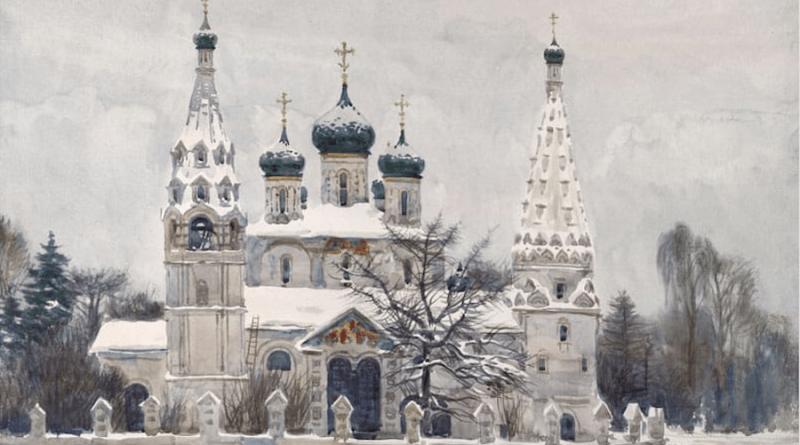 cultura russa