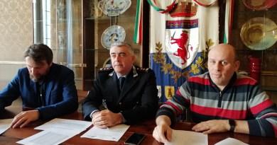 Polizia municipale Faenza