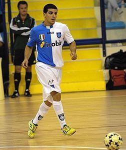 Cristian Borruto (al Montesilvano).