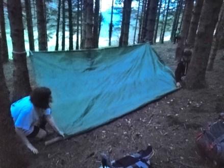 scout challenge rifugio