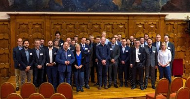 Parternariato europeo sicurezza 8-9aprile 2019