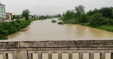 piena fiume lamone