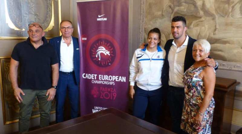 Campionato europeo cadetti lotta