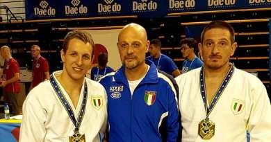 Mauro Collini e Tommaso Rondinini Kata 2019