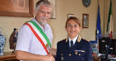 Silvia Gentilini vice questore