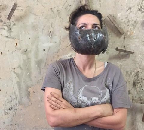 Chiara Camoni al MCZ ph Cristina Casadei