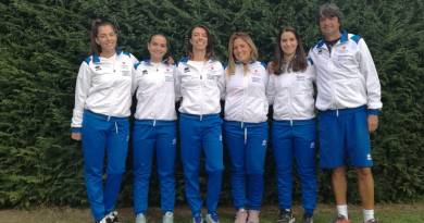 Tennis Club Faenza - A1 femminile 2019
