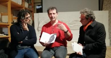 Mirco denicolò al museo Carlo zauli