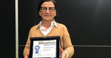 Premiazione Laura Cenni