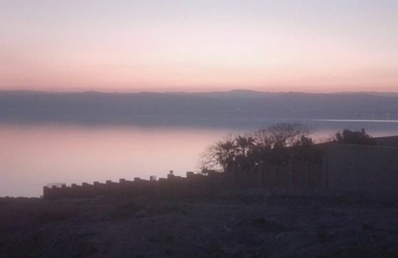 Giordania, Mar Morto.