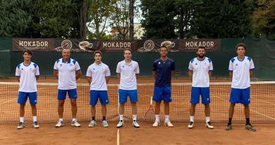 Tennis Club Faenza - Squadra maschile 2020
