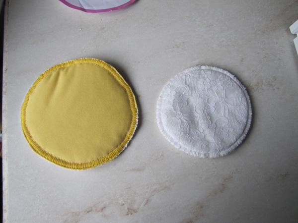come cucire coppette assorbilatte lavabili 6