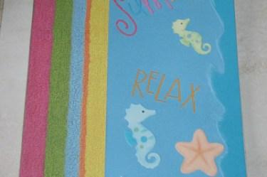 quaderno per i compiti delle vacanze