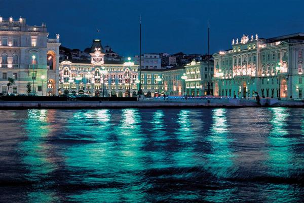 La mia città del cuore dove vivrei volentieri: Trieste