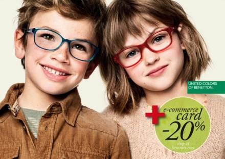 Occhiali per bambini, nuova collezione autunno/inverno 2014