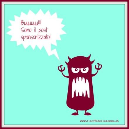Chi ha paura del post sponsorizzato?