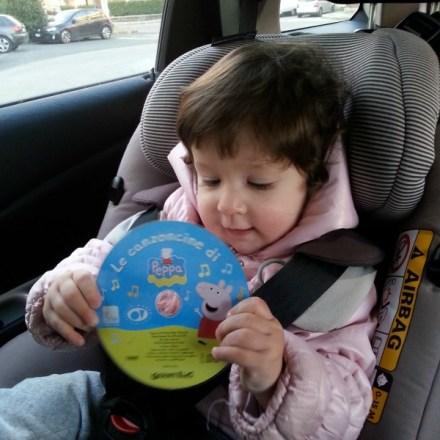 In auto con i bambini: la colonna sonora