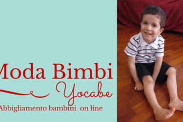 Abbigliamento on line per bambini