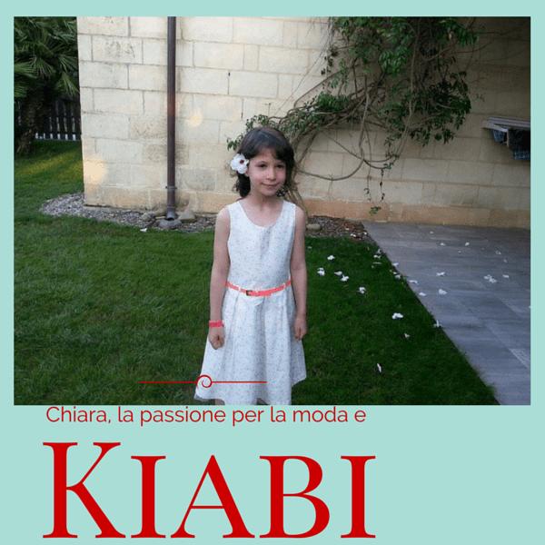 Chiara, la passione per la moda e Kiabi
