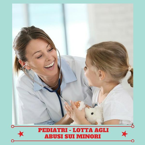 Pediatri – lotta agli abusi sui minori