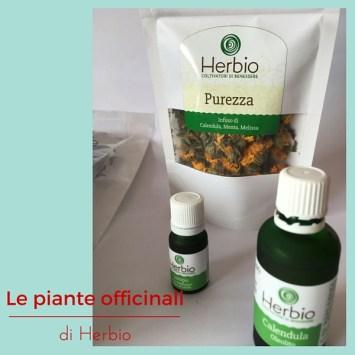 Le piante officinali di Herbio