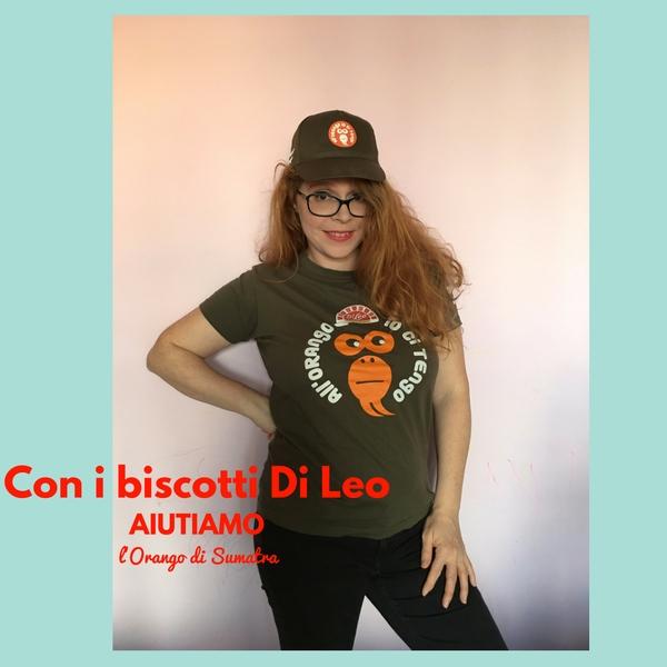 aiutiamo l'orango di Sumatra con i biscotti Di Leo