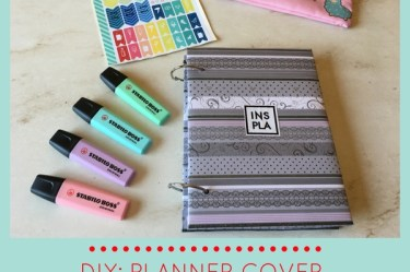 diy planner cover