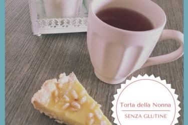 torta della nonna senza glutine
