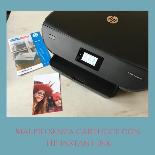 Come funziona HP Instant Ink