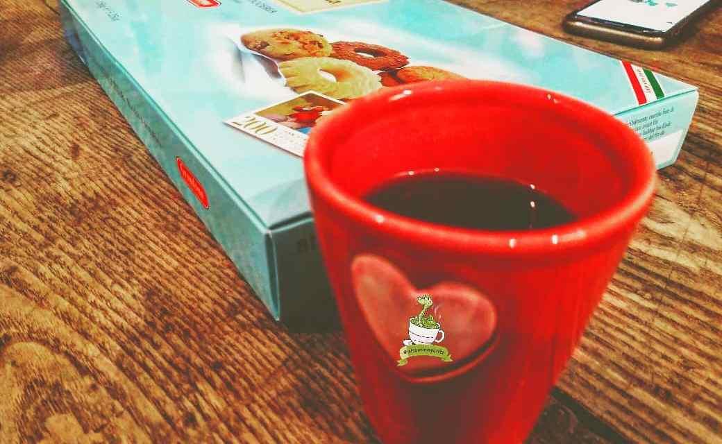 IL CUORE CHIAMA IL CAFFÈ E LO SCRIGNO SI APRE