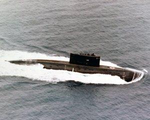 Sommergibile russo classe Kilo. GLi ultimi modelli hanno la propulsione AIP