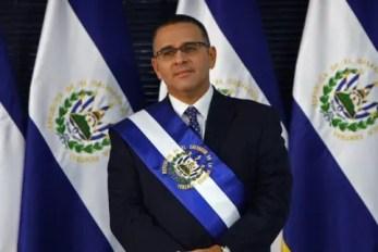 Il Presidente del Salvador, Mauricio Funes