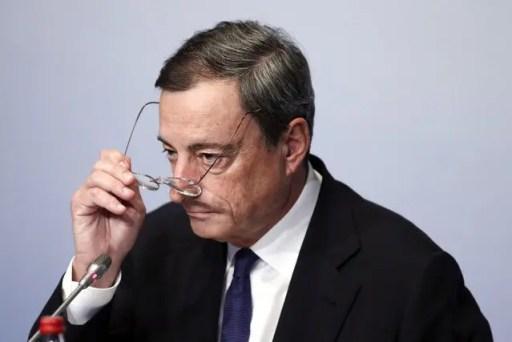 Riuscirà Draghi a salvare l'Euro?