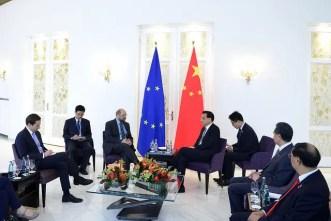 Le relazioni tra Cina e Unione europea sono sempre più strette, come dimostrato dagli scambi di visite ufficiali