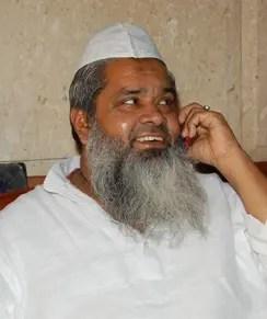 Maulana Badruddin Ajmal, leader dell'AIUDF