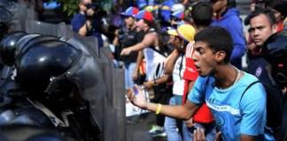 venezuela-manifestazioni