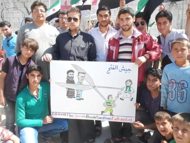 Malcontento verso lo Stato Islamico ed entusiasmo verso Jaysh al-Fath