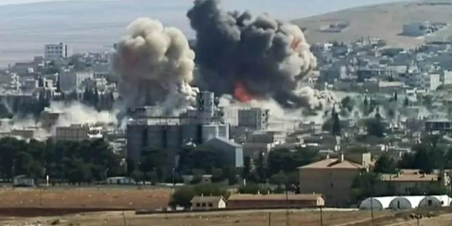ISIS: le roccaforti assediate