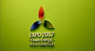 Il logo di Expo Astana 2017