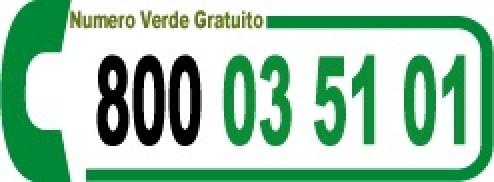 numero verde comunale