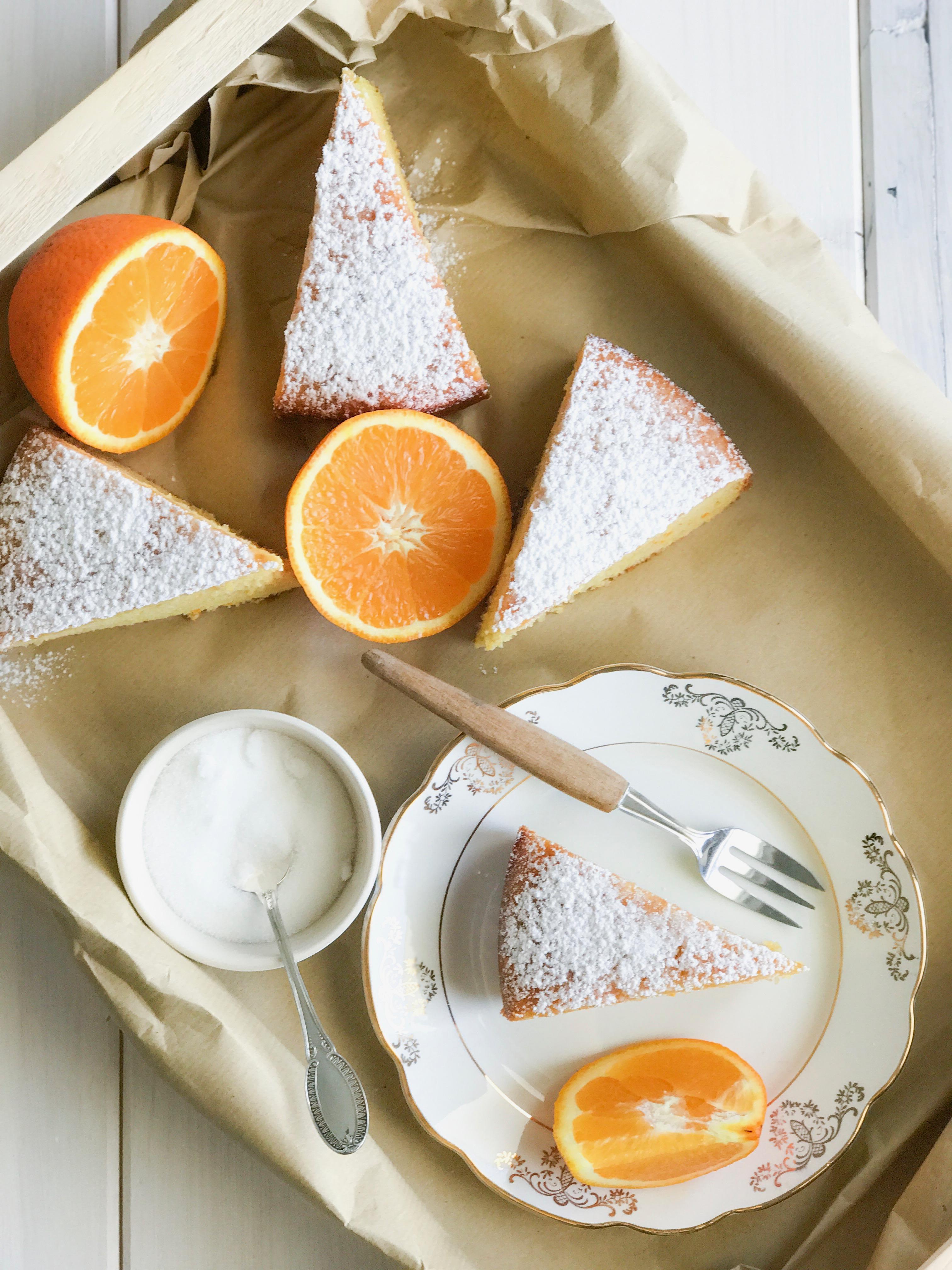Il pan d'arancio