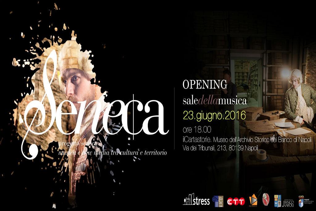 Opening Sale della Musica