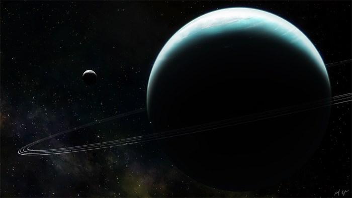 Urano moto diretto