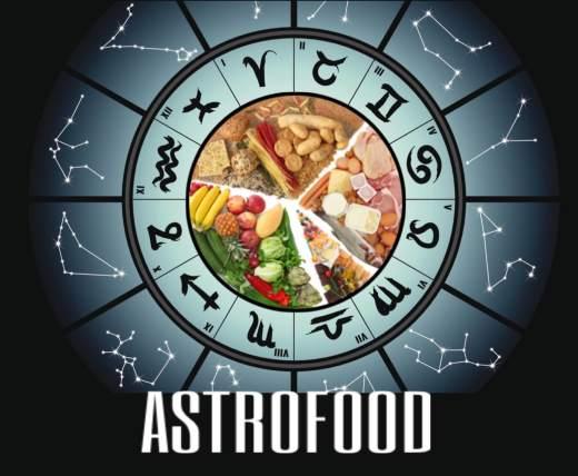 astrofood oroscopo della settimana