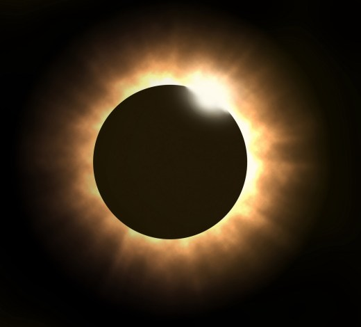 Luna Nuova ed Eclissi totale di Sole in Pesci 8 9 marzo 2016
