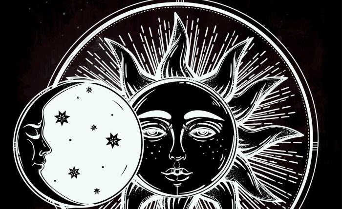 I nodi lunari in astrologia e nel tema natale