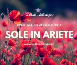 Sole in Ariete: speciale equinozio 2019